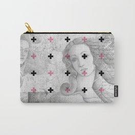 Geometric pattern x classic art Carry-All Pouch