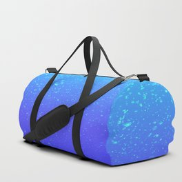 Deep under sea Duffle Bag