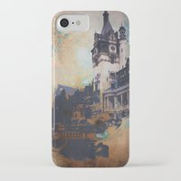 castlevania iPhone & iPod Cases featuring Castlevania by Esco