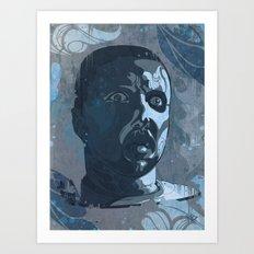 Leon Kowalski Art Print