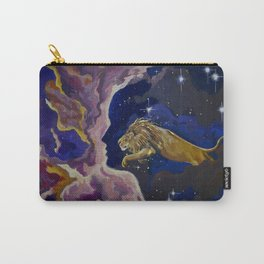 Aslan Is On the Move Carry-All Pouch