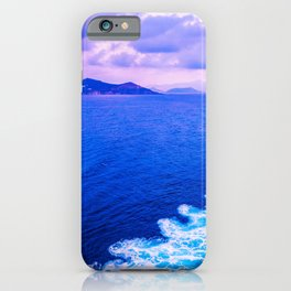 Aegean sea iPhone Case