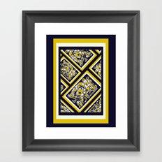 A Sister Abstract DPA150623a Framed Art Print