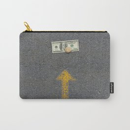 Up Road - Sideline money Carry-All Pouch