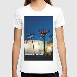 Seattle Glass Flowers Space Needle T-shirt