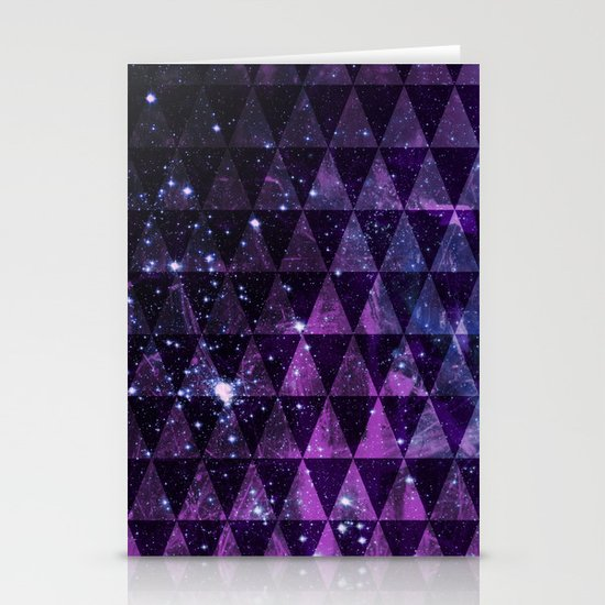 In Space Between Stationery Cards