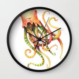 octopus 2018 Wall Clock