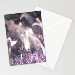 Fireworks no.2 Stationery Cards