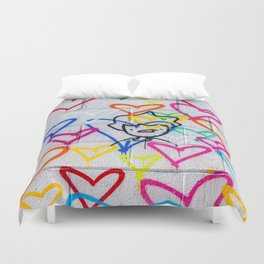 People Love Duvet Cover