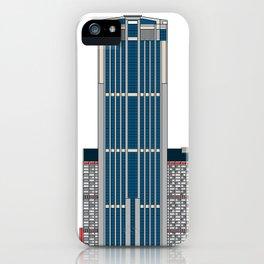 Complejo Parque Central iPhone Case