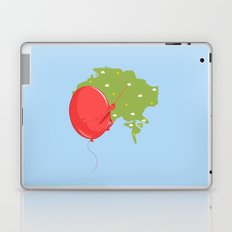 Weather Balloon Laptop & iPad Skin