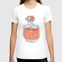 health T-shirts featuring Health Potion by Sam Mameli