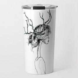 She Rose Travel Mug