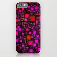 Post It Pink Glow iPhone 6s Slim Case