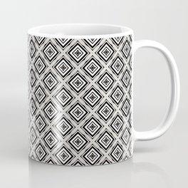 Decorative Abstract Pattern Coffee Mug