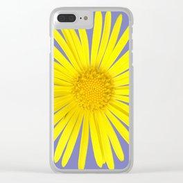 Daisy doronicum orientale Clear iPhone Case