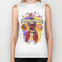 """anatomical heart Biker Tanks featuring Anatomical Mistake by C*MAR """"Creative Minds Are Rare"""""""