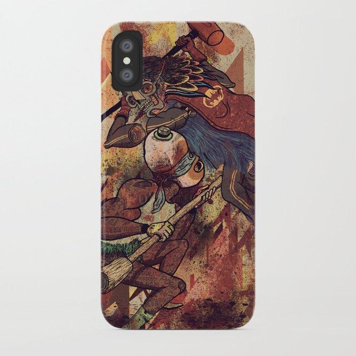 Pancanacerta iPhone Case