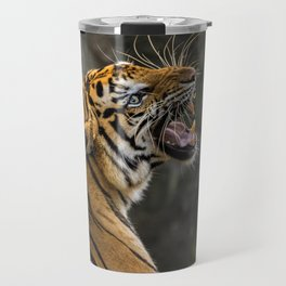 Tiger Ferocity Travel Mug