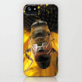 A Bee's Life iPhone Case
