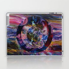 Space Marble Version 2 Laptop & iPad Skin
