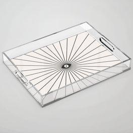 Big Brother Acrylic Tray