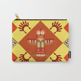 Indian patchwork41 Carry-All Pouch