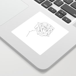 Rose Up Sticker