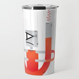 Magnets, how do they work? Travel Mug