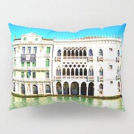 Ca' D'Oro Palace - Venice, Italy Pillow Sham