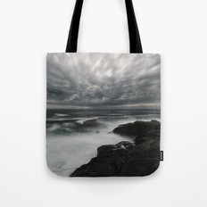 Storming Moonlight Tote Bag