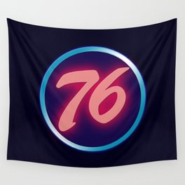 76 Neon Wall Tapestry