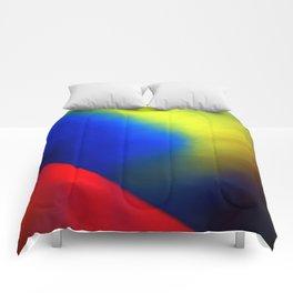 Aurore Boréale Comforters