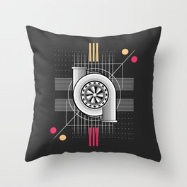 JAPAN LEGEND Throw Pillow