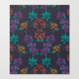 Dark Orchid Canvas Print