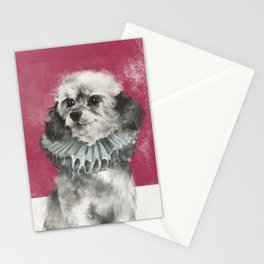 Poodle-licious Stationery Cards