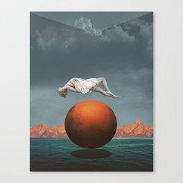 Lucid Dreams II Canvas Print