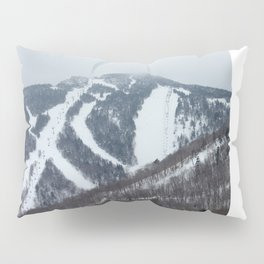 Killington Vermont Pillow Sham
