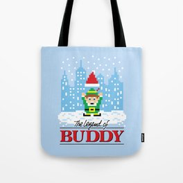 The Legend of Buddy Tote Bag