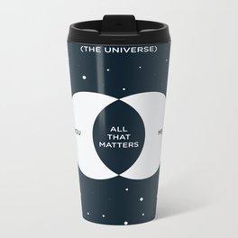 All That Matters Metal Travel Mug