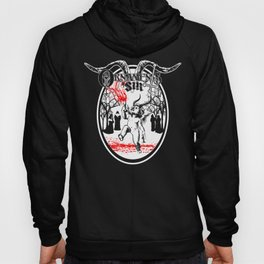Cherub Demon Hoody