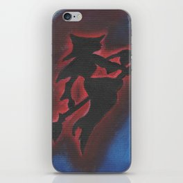 Witch by Blood iPhone Skin