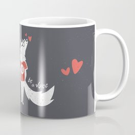 Howl to the Heart v2 Coffee Mug