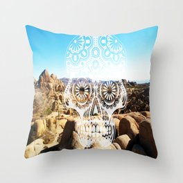JtRocks Throw Pillow