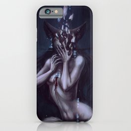 If I Had A Heart iPhone Case