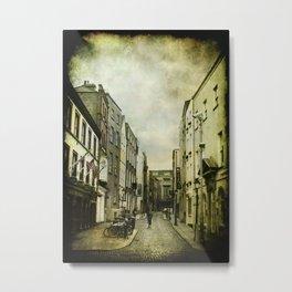 Dublin Street Metal Print