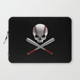 Phantom Ballplayer Laptop Sleeve