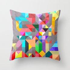 Spectre60 Throw Pillow