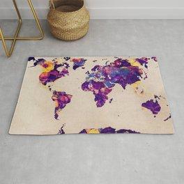 world map 20 Rug