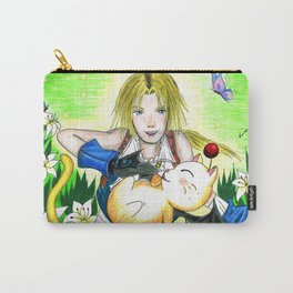 Zidane and Moogle Carry-All Pouch